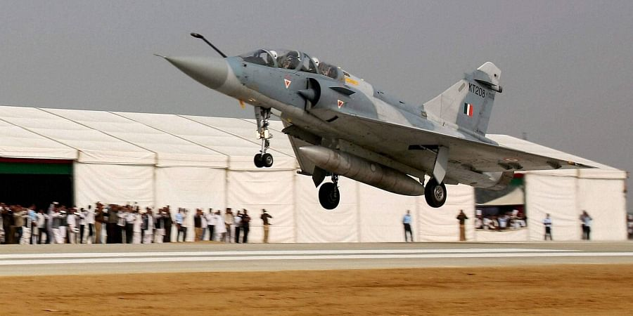 Mirage 2000 fighter jet Mirage  IAF