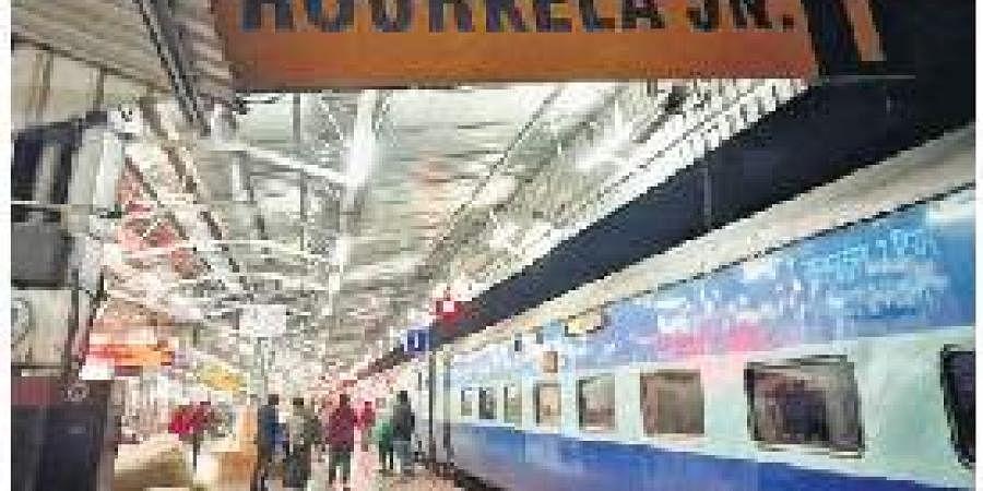 Rourkela railway station