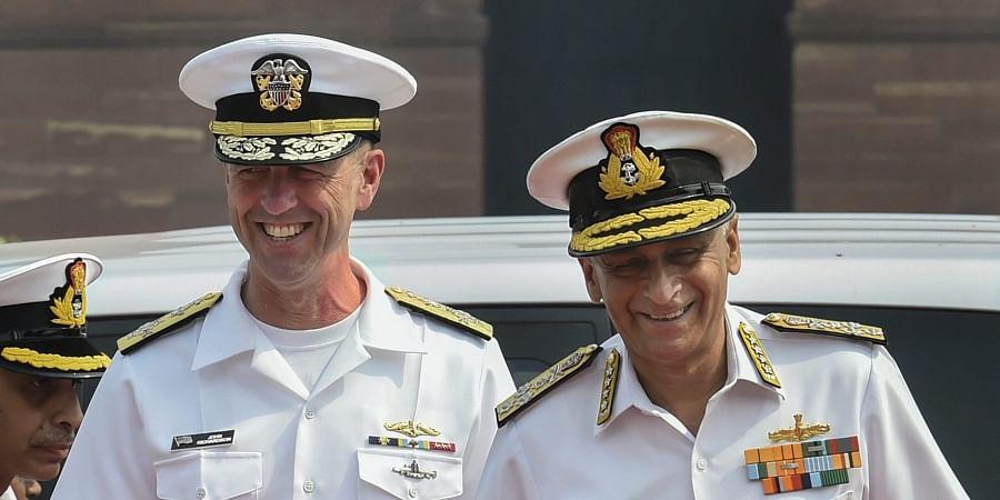 US naval chief