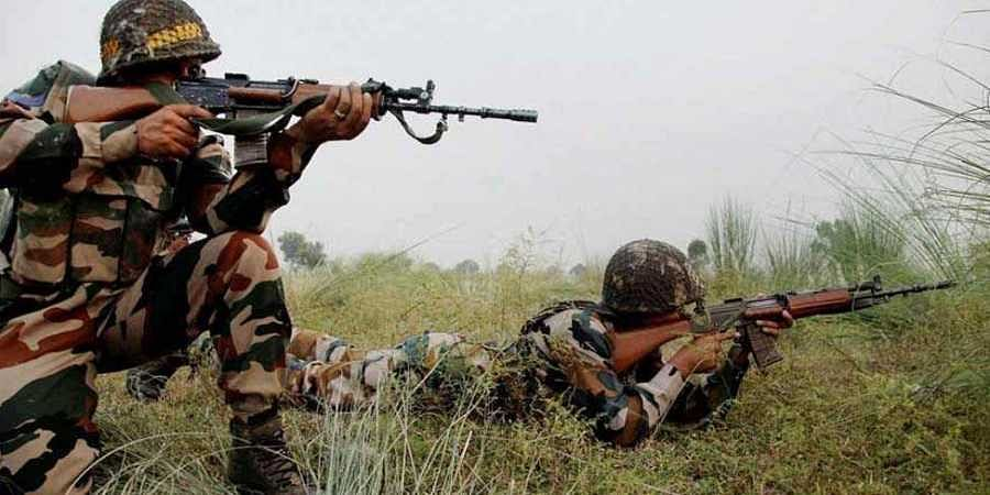 Indian Army soldiers photo used for representational purposes only. (PTI)