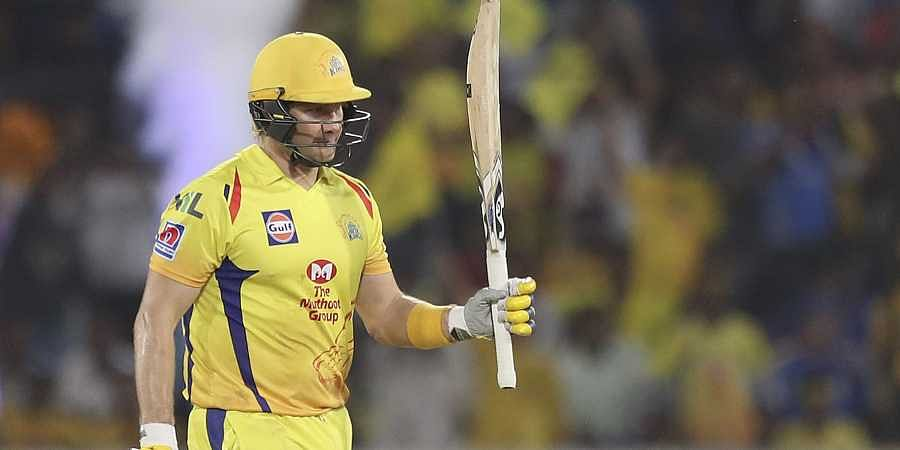 Shane Watson batted with bleeding knee in IPL 2019 final- The New ...