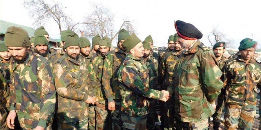 Northern Army Commander Lt Gen Ranbir Singh