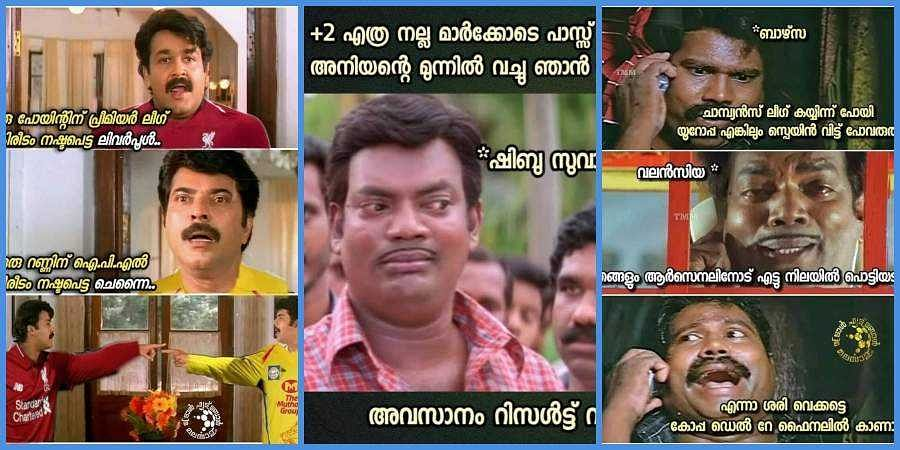 Sreenivasan Mohanlal Mammooty Malayalam Trollers Marana Mass Reactions To Messi S Day To Forget The New Indian Express