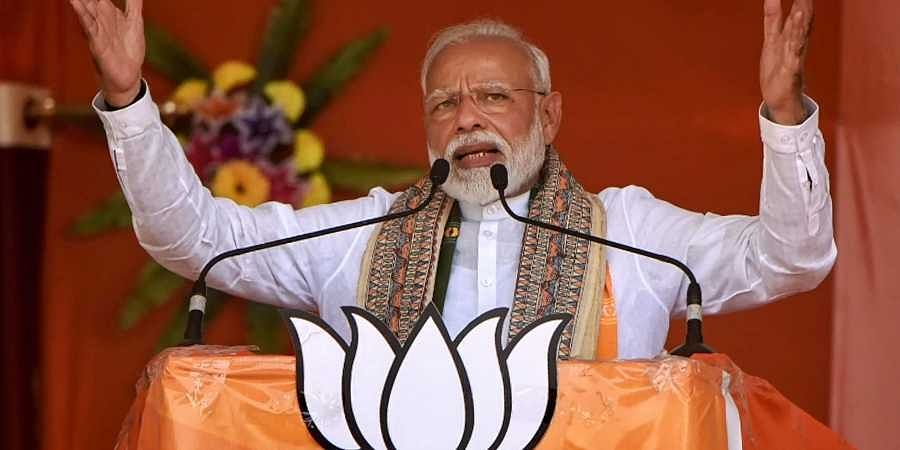 Modi fast forward on Varanasi expressway