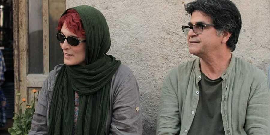 A still from  Jafar Panahi's 3 Faces.