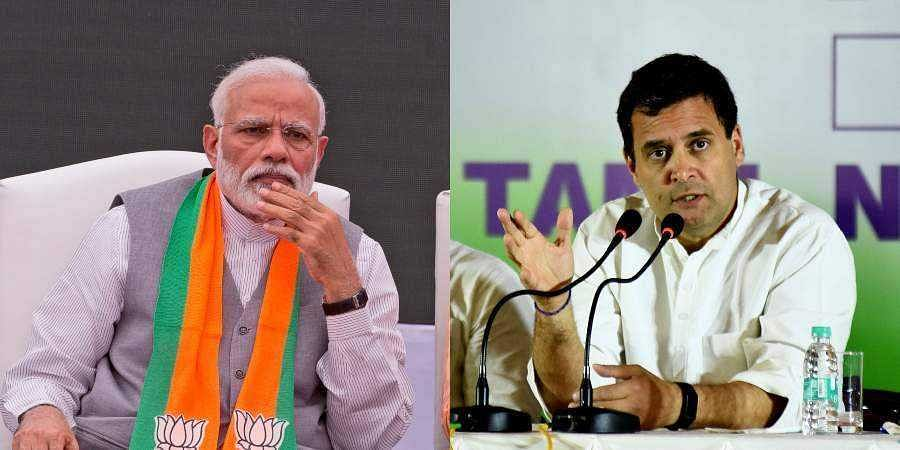 EC's 'capitulation' before PM and his gang obvious: Rahul