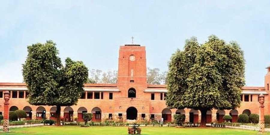 St Stephen's college in Delhi.
