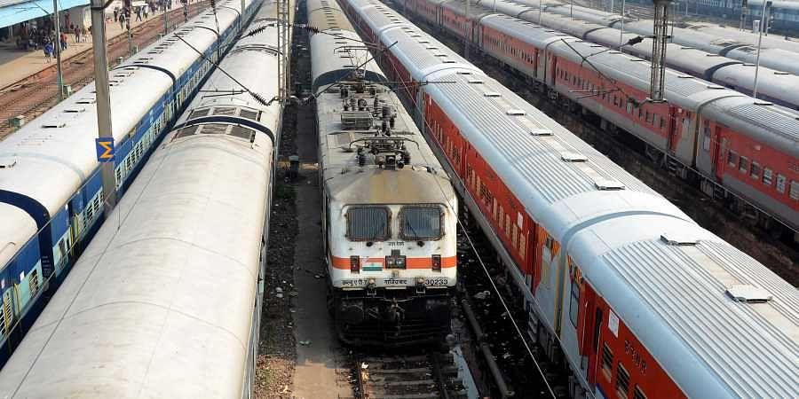 Railways, train