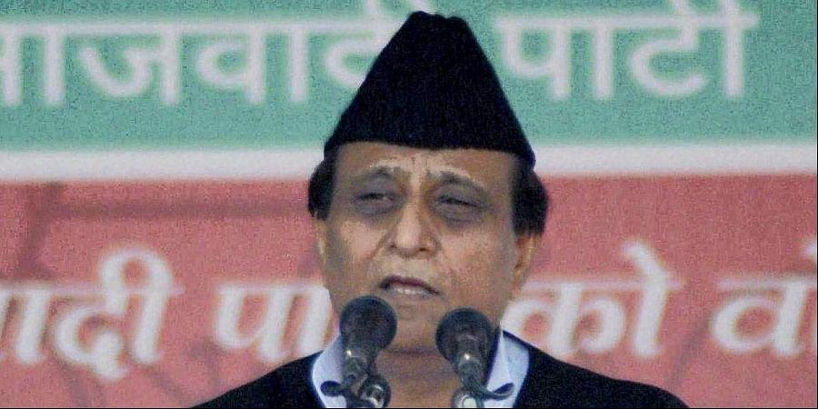 Samajwadi Party leader Mohammad Azam Khan