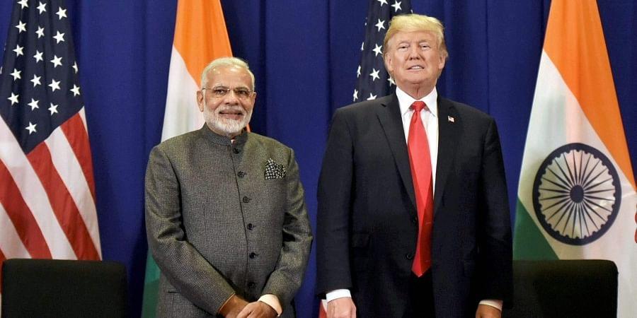 PM Narendra Modi and US President Donald Trump (File Photo   PTI)