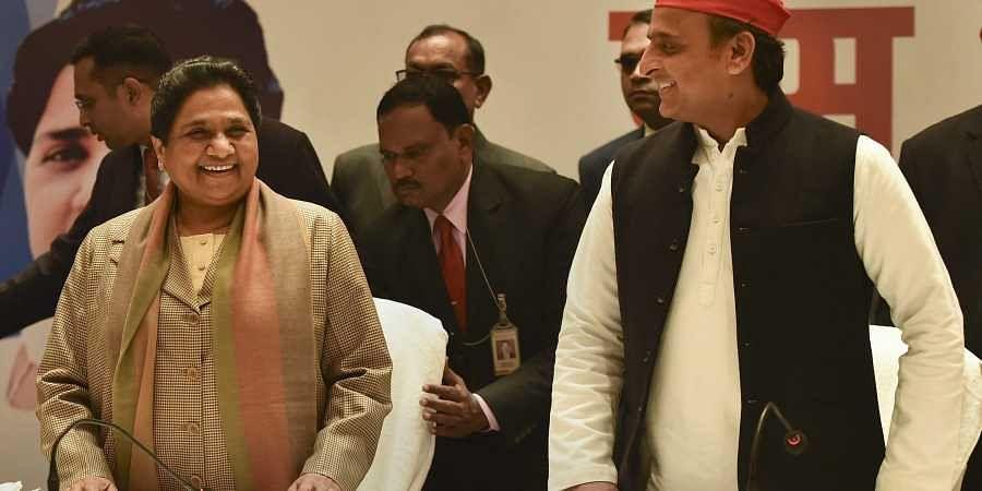 Mayawati-Akhilesh
