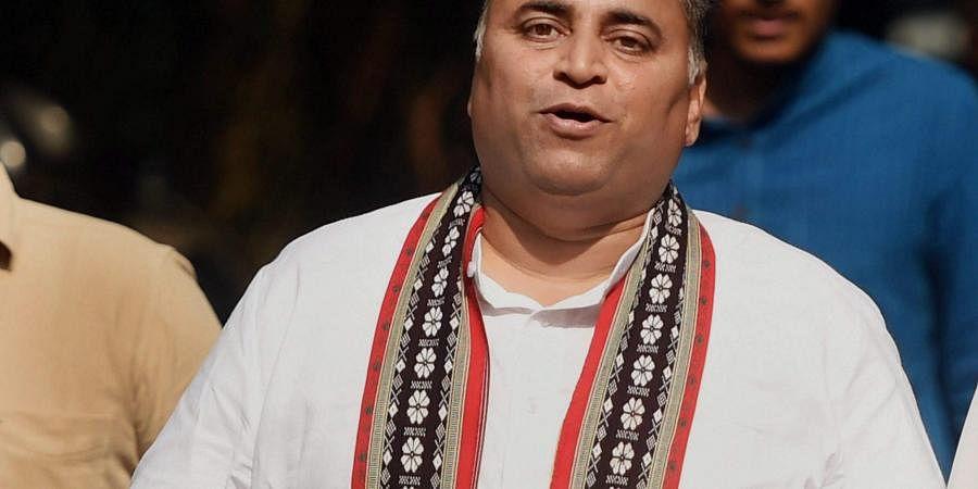 BJP secretary Sunil Deodhar