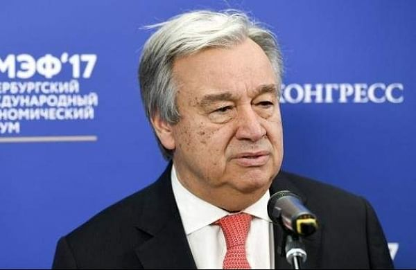 We need to save the Pacific to save the world': UN chief Antonio Guterres
