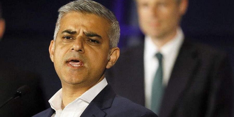 London Mayor Sadiq Khan calls for preferential norms for ...