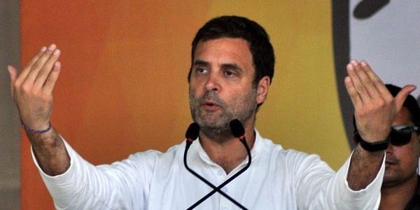 Congress president Rahul Gandhi (File Photo | EPS)