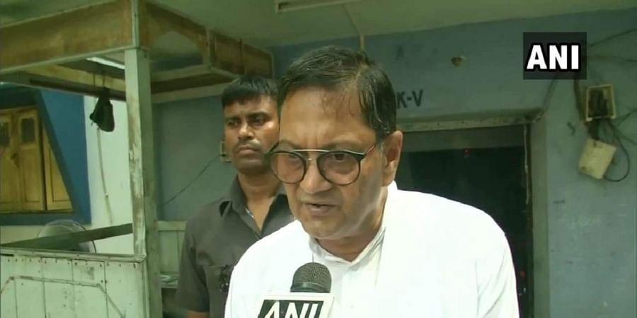 Kolkata South BJP candidate Chandra Kumar Bose
