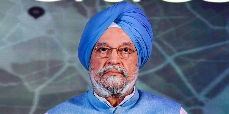 Union MinisterHardeep Singh Puri