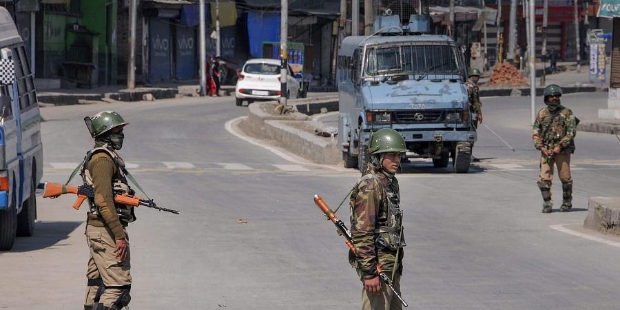 Jammu Curfew
