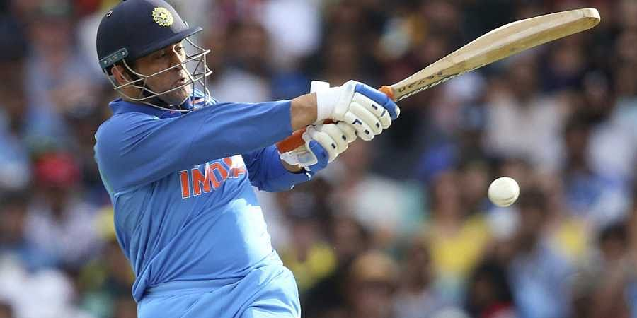 Ms Dhoni Looks To Finish Off In Style Break The English