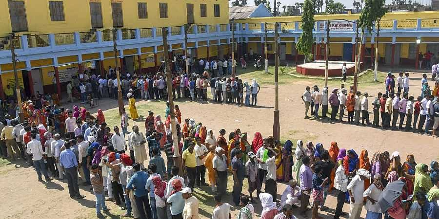 patna voters, phase 7 voting