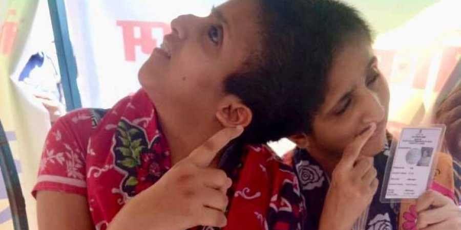 conjoined voters in Bihar