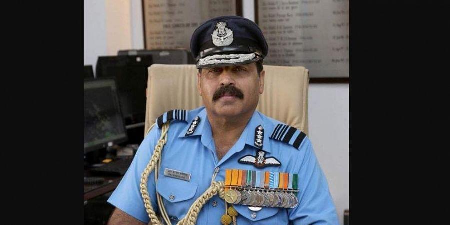 Air Marshal Rakesh Kumar Singh Bhadauria (Photo   Twitter)