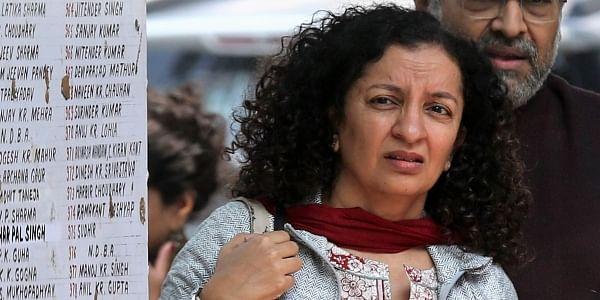 Senior journalist Priya Ramani (File Photo   EPS)