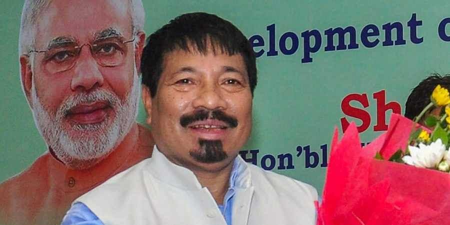 Atul Bora, AGP