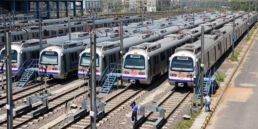 Delays in acquiring land posed problems for Delhi Metro