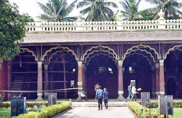 Tipu Sultan's Summer Palace  Nagaraja Gadekal