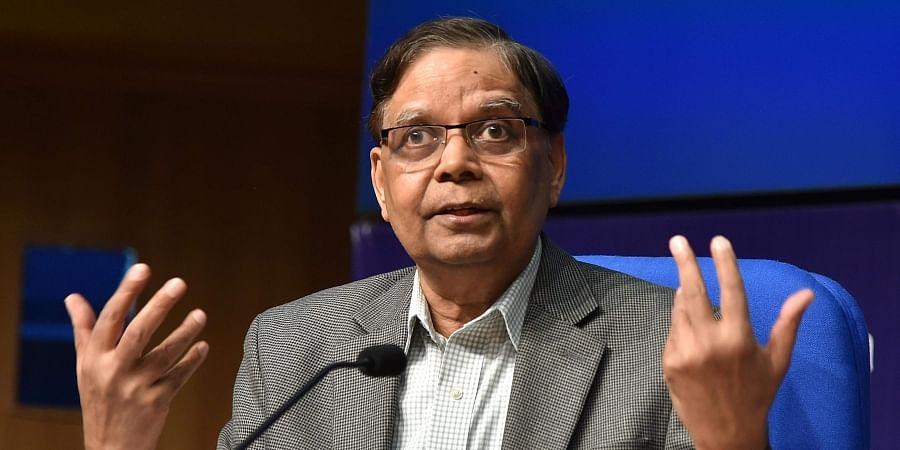 Former Niti Aayog VC Arvind Panagariya