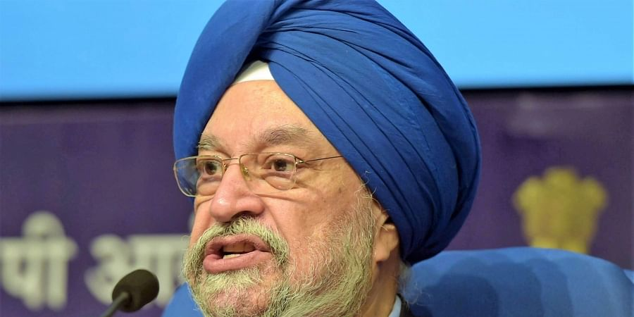 Union Minister and BJP candidate from Amritsar, Hardeep Singh Puri