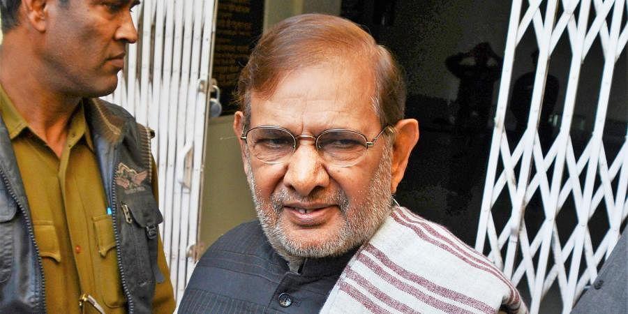 LJD chief Sharad Yadav