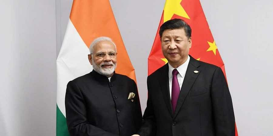 Modi, Xi Jinping