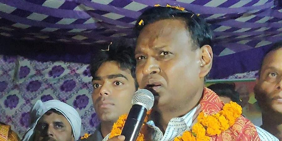 Congress leader Udit Raj