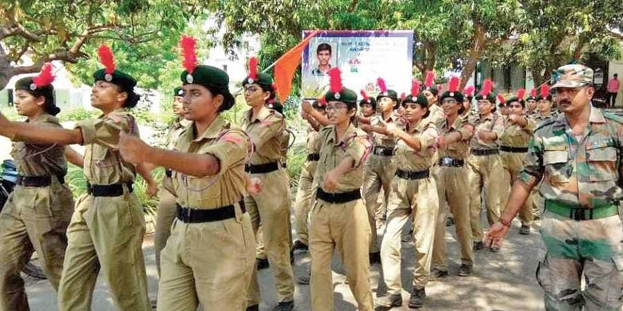 1,200 students to participate in 10-day NCC camp in Guntur