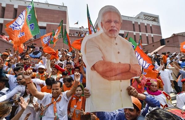 Time for reforms: India Inc after hailing Modi win