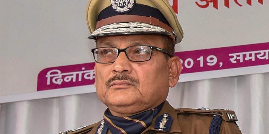 Bihar DGP Gupteshwar Panday