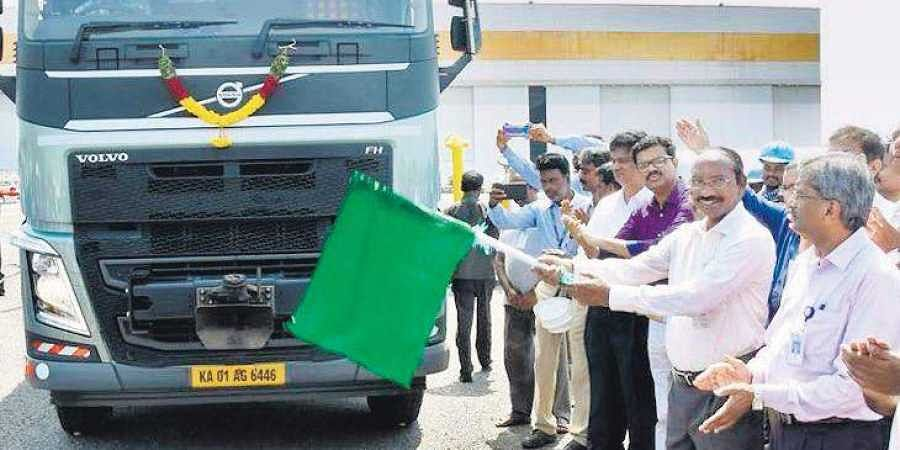 Largest liquid Hydrogen storage tank flagged off- The New Indian Express