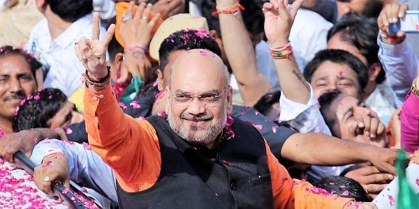 BJP chief Amit Shah (Photo | AP)