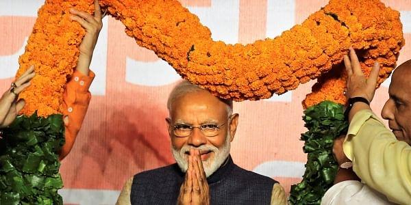 PM Narendra Modi (Photo | AP)