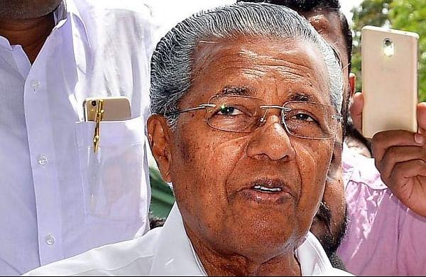 Kerala CM Pinarayi Vijayan (File Photo | EPS)