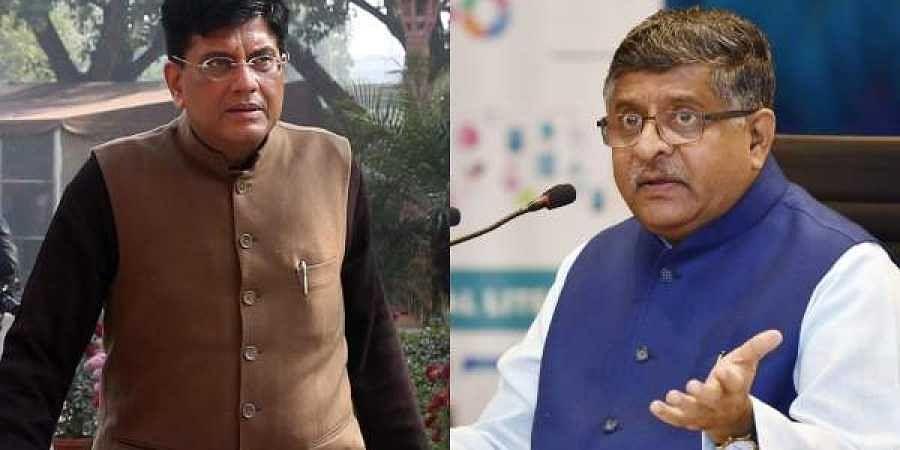 Piyush Goyal may become next Finance Minister as Ravi Shankar Prasad may get Telecom