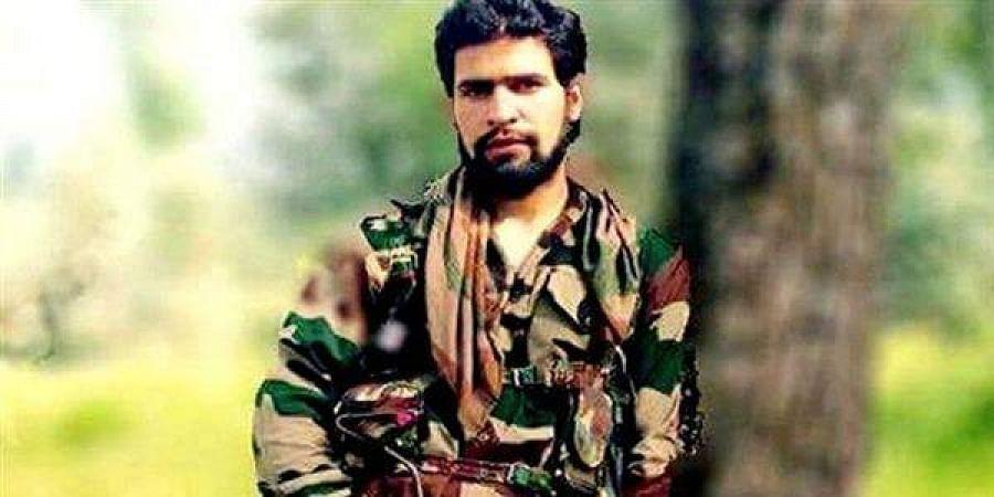 Jammu and Kashmir's most wanted militant Zakir Musa