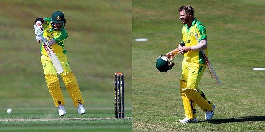 Australia's Khawaja and Warner