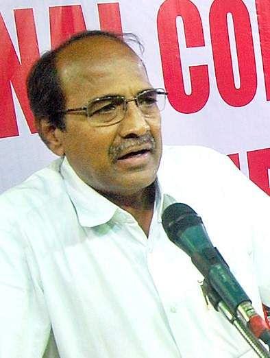 Tirupur Lok Sabha constituency: K Subbaraiyan (CPI) - Vote margin: 93,368