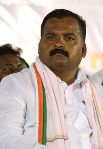 Viruthunagar Lok Sabha constituency: Manickam Tagore (Congress) - Vote margin: 1,54,554
