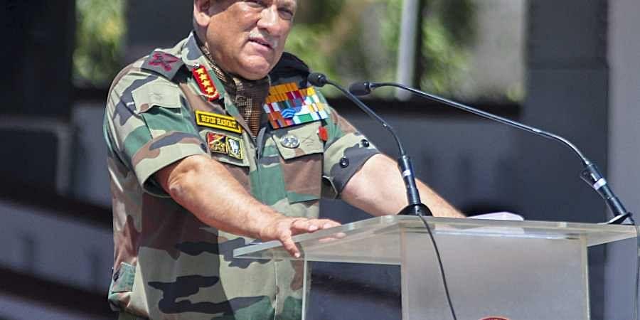 Bipin Rawat, Indian Army
