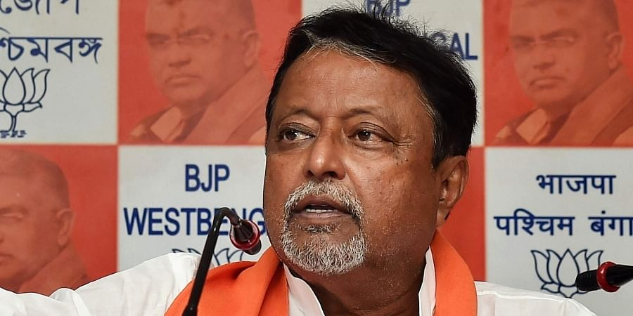Mukul Roy was given the responsibility of the chief election strategist by the BJP in Bengal.
