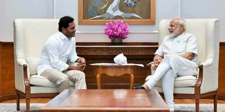 PM Modi, Jagan Mohan Reddy, YSRCP, BJP, Jagan-Modi Meet